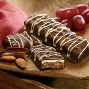 Chocolate Almond Bar – 160 calbar