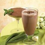 Chocolate Mint Pudding Shake – 100 calpack