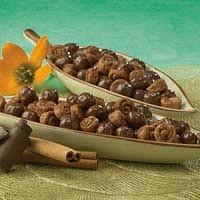 Cinnamons Swirls with Chocolate Bites