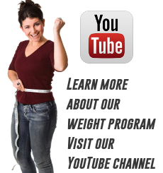 Pyruvate acid weight loss