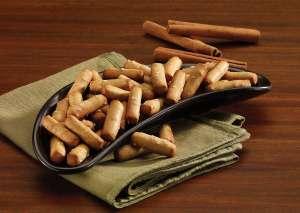 Cinnamon Sugar Pretzel Logs