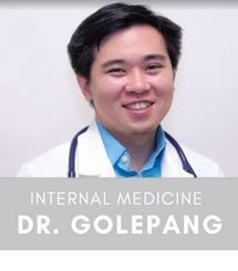 Dr. Jayferson Golepang, M.D.